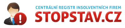 Jsme členem registru dlužníků STOPSTAV.CZ
